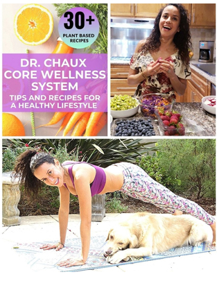 Dr Chaux Core Wellness System Ebook